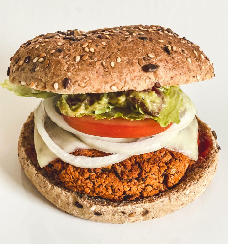 Veggie Burger selbst machen