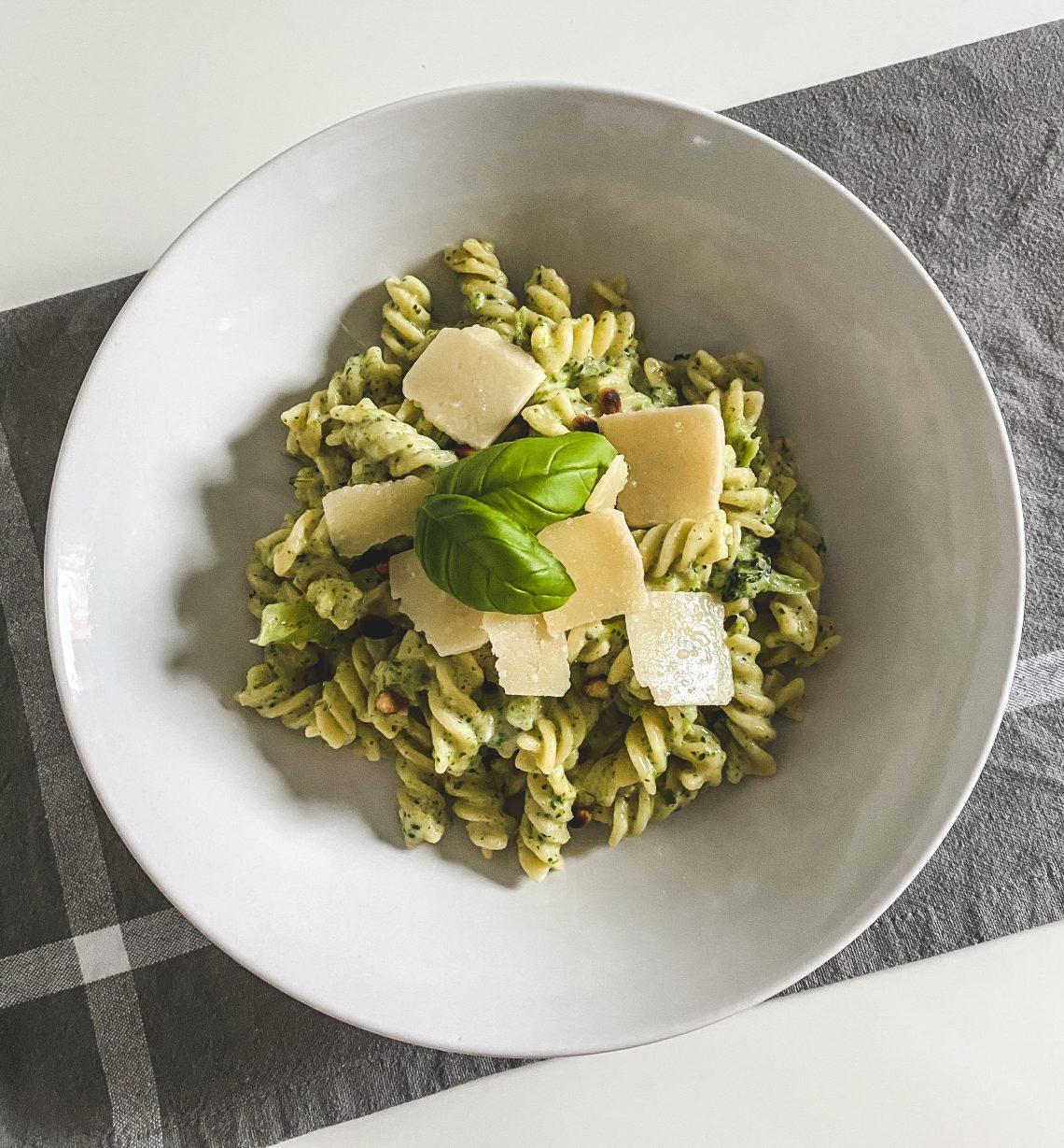 Pasta mit Brokkoli