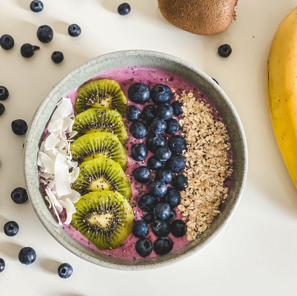 Smoothie-Bowl als perfektes Frühstück