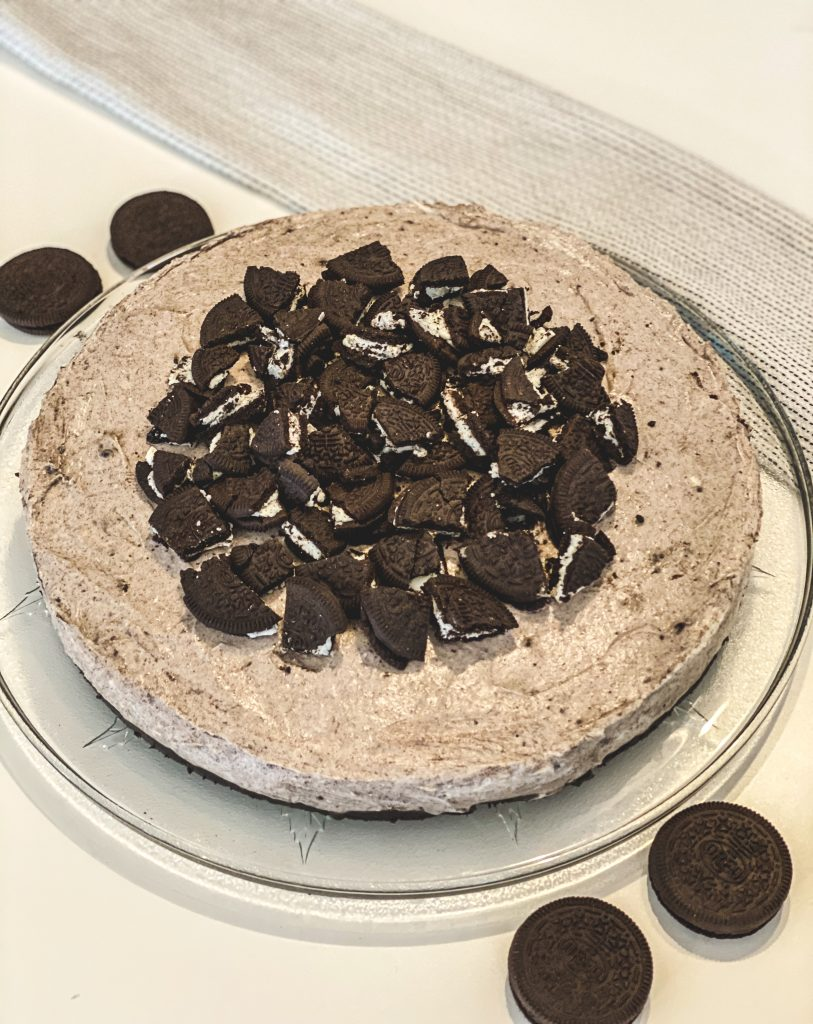 Oreo-Cheesecake ohne Backen