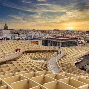 Reisen Sevilla Metropol Parasol
