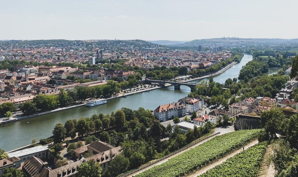 Stadt Würzburg Sehenswürdigkeiten