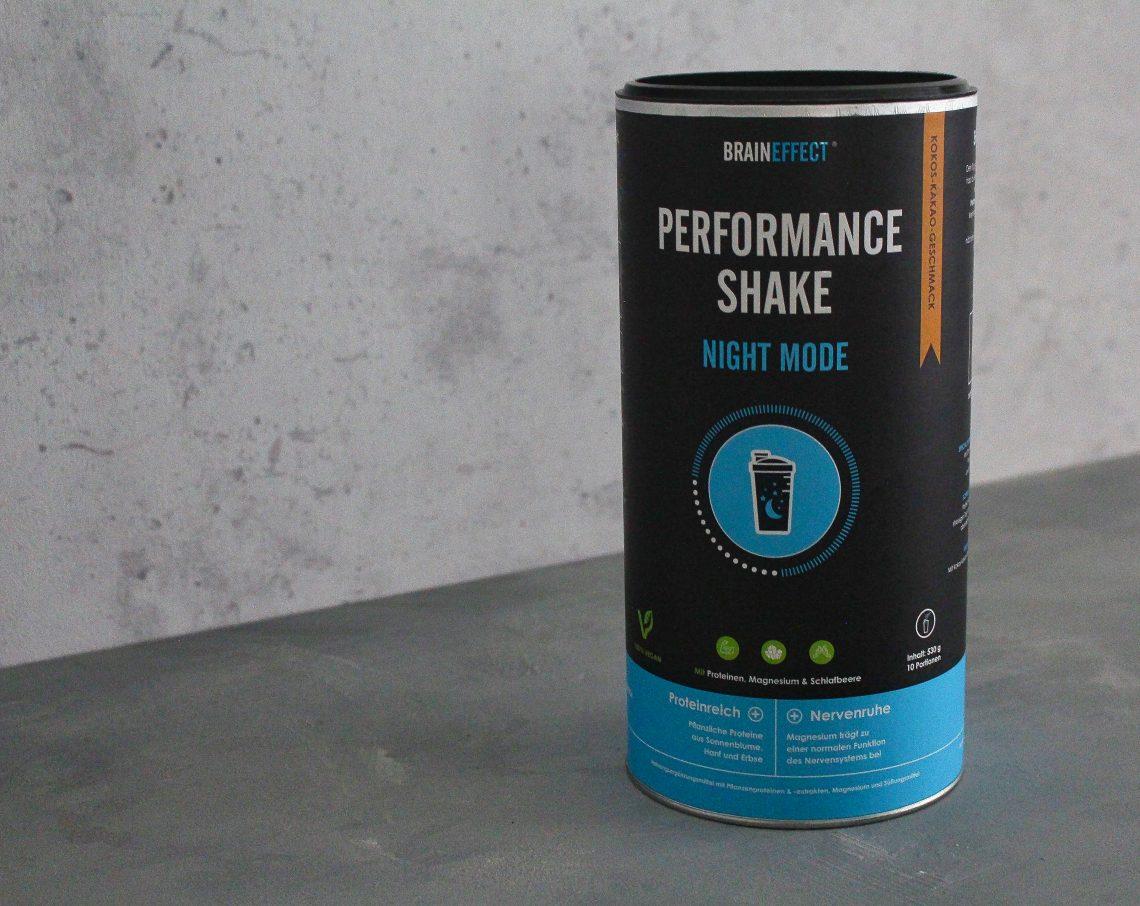 BrainEffect Performance Shake Night Mode