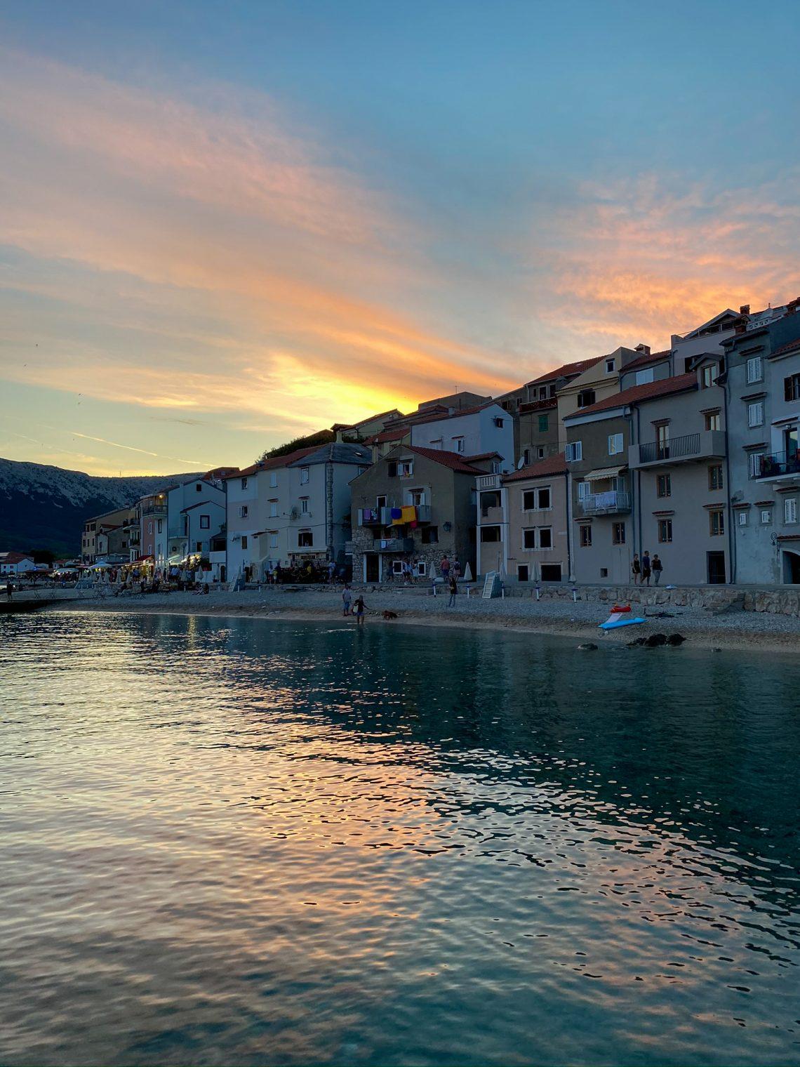 Insel Krk Kroatien