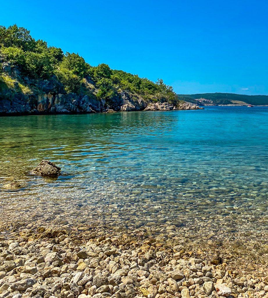 Mobys Beach Insel Krk Kroatien