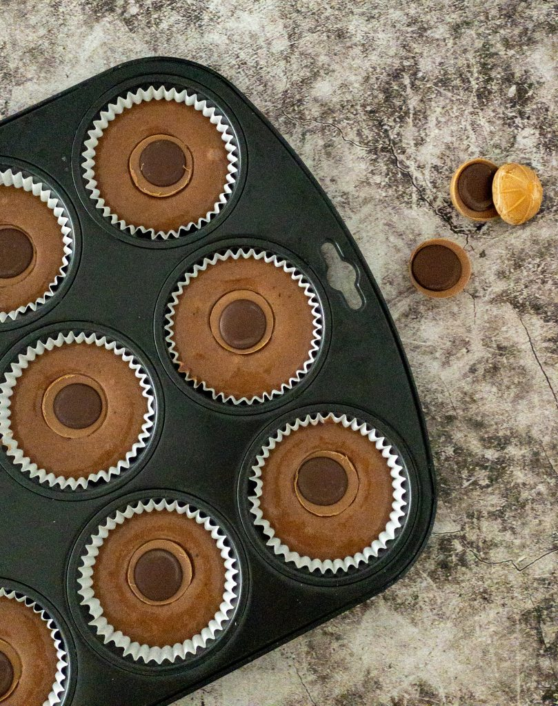 Toffifee Cupcakes Rezept