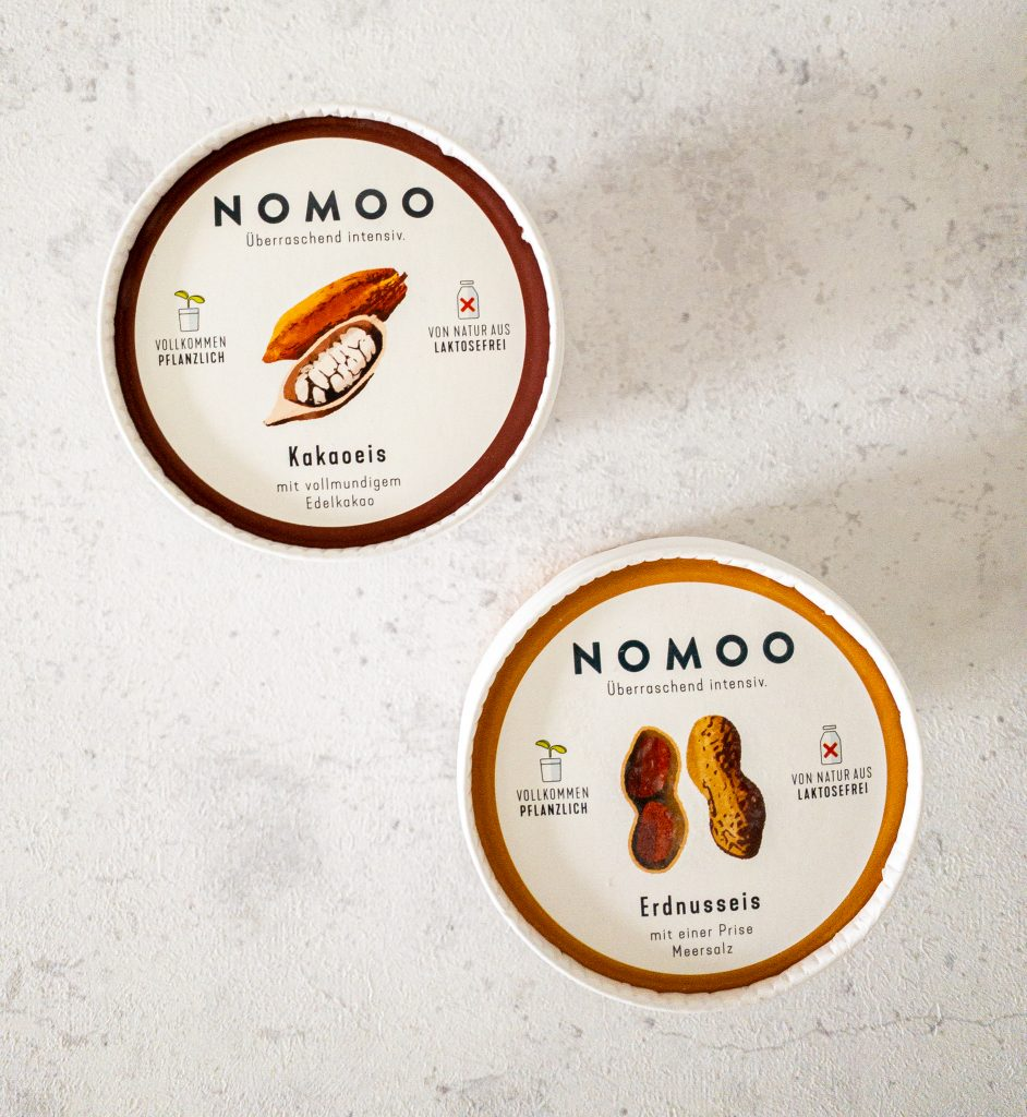 Eis Nomoo Erdnuss Kakao 1