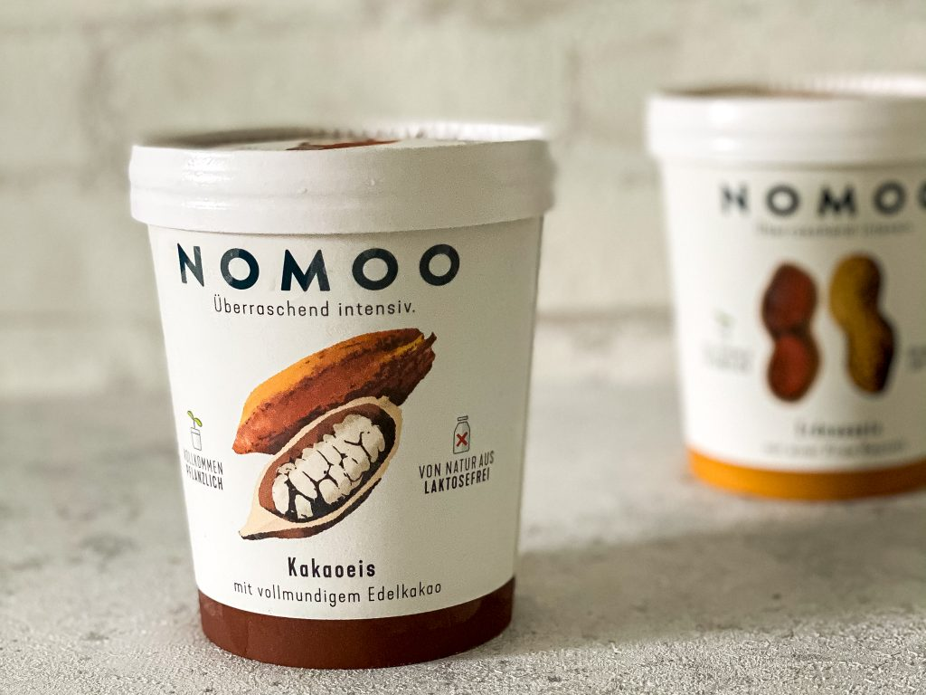 Eis Nomoo Kakao vegan