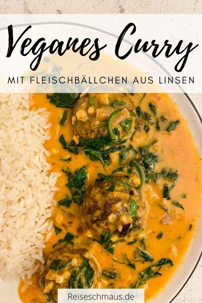 veganes Curry Rezept