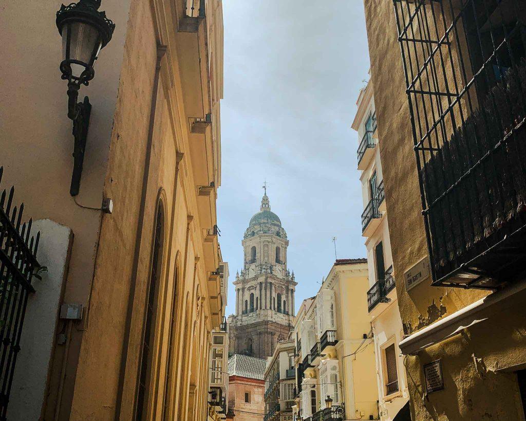 Kathedrale Malaga Spanien